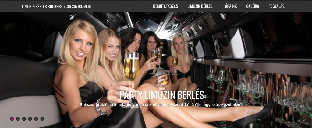 limuzin-bérlés-budapest